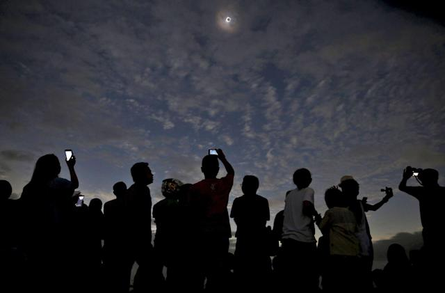 The solar eclipse hype is annoying, but the event is worth it