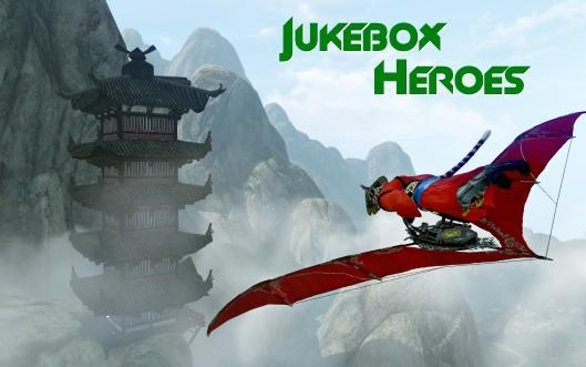 Jukebox Heroes: ArcheAge's soundtrack
