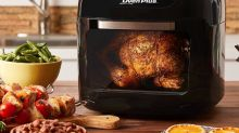 Right now, you can save $40 on this deluxe 6-quart airfryer