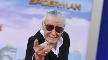 Former business manager of comic book creator Stan Lee held over 'elder abuse'