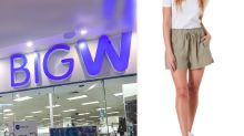 $15 Big W shorts that rival high-end brands six times the price