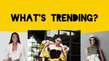 Hot Fashion Trend: Die Paperbag Hose zaubert eine schmale Taille