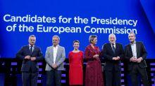Parlement européen: le jeu des huit familles