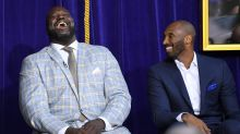Shaq challenges fans to pick a better NBA duo than he and Kobe Bryant