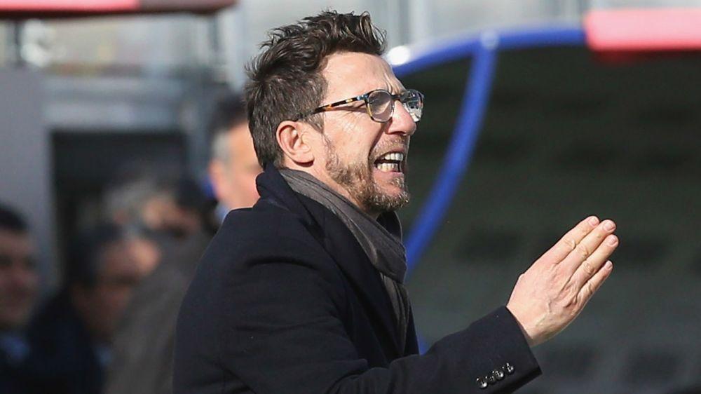 Calciomercato Roma, Di Francesco ad un passo: firma già lunedì?