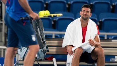 Osaka y Djokovic ya tienen rivales en Tokio