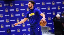 Warriors minicamp takeaways: Klay Thompson, Kevon Looney progressing