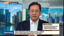 Singapore's China Backed Exchange Set to Start Trading May 25