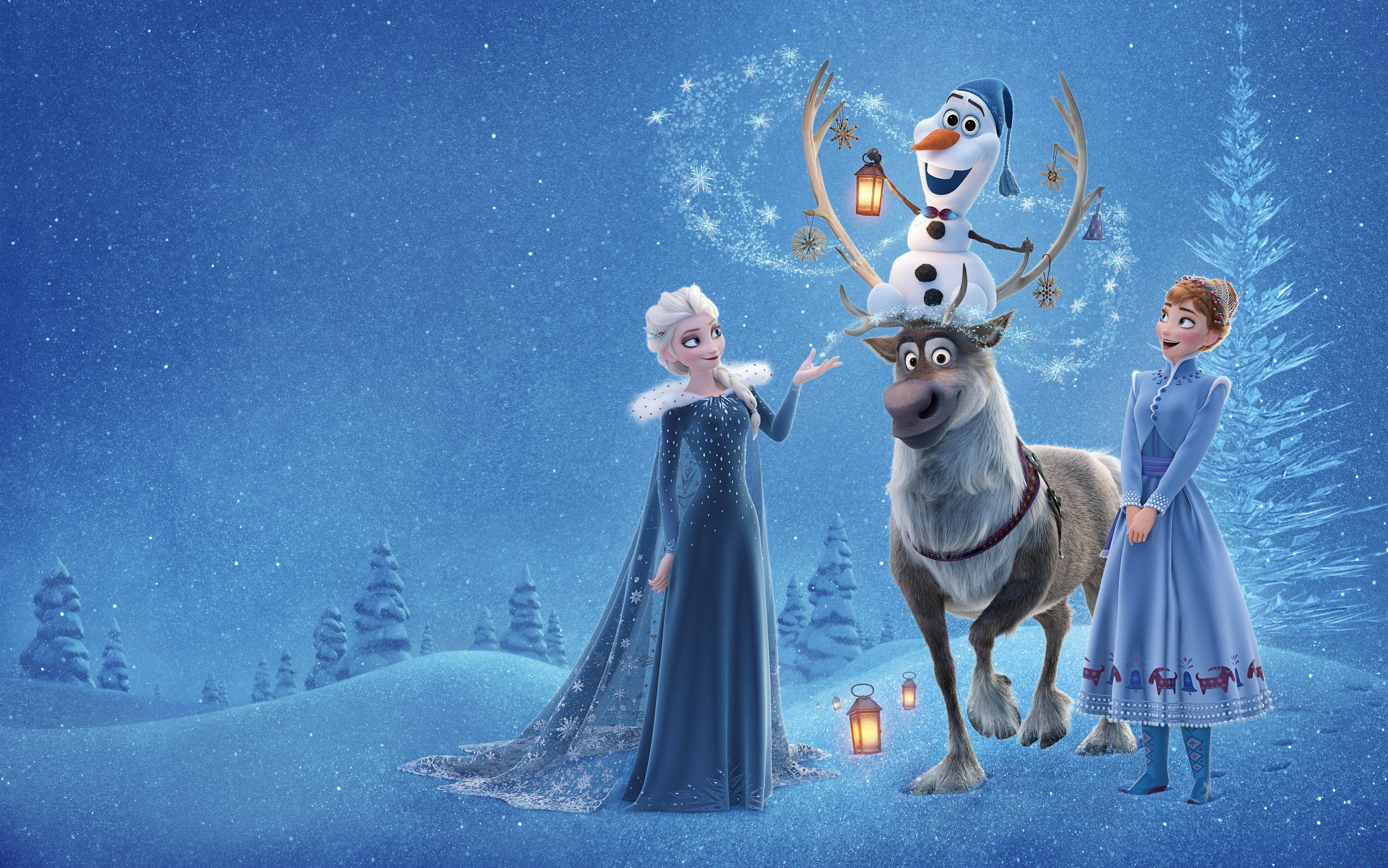 Olaf\'s Frozen Adventure\' to leave theaters: \'Coco\' co-director ...
