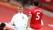 Ole Gunnar Solskjaer says Harry Maguire will continue as Man Utd captain