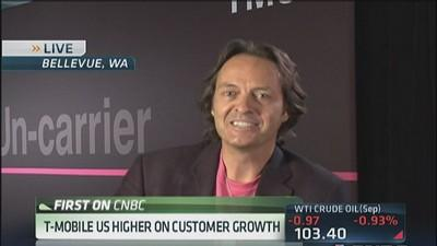 T-Mobile CEO: New upgrade plan 'struck a chord'