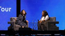 Tina Fey tells Oprah her secret for staying calm in crazy times