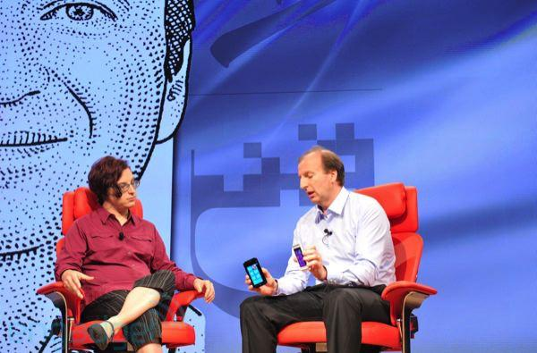 Microsoft's Andy Lees: talking to your phone isn't super useful, NFC coming soon to Windows Phone