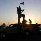 Kurdish government holds meetings in Baghdad on eve of independence vote