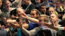 Volatility grips world stock markets as FTSE 100 bleeds £50bn