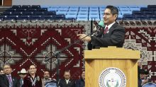 Coronavirus is a 'monster that snuck into our homes,' says Navajo Nation president