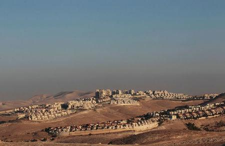 A view of the West Bank Jewish settlement of Maale Adumim is seen near Jerusalem July 25, 2013. REUTERS/Ammar Awad/File Photo