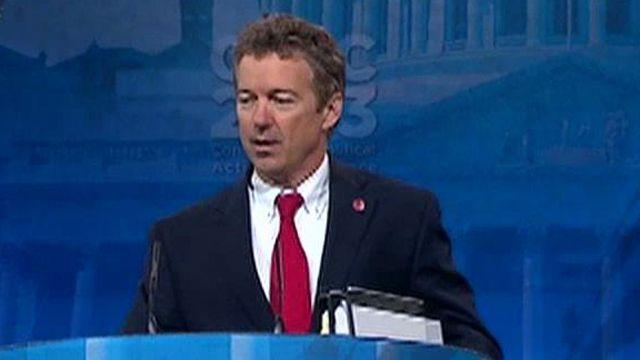 Senator Rand Paul: 2016 election?