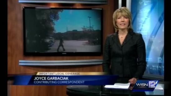 Oak Creek officer shares story of survival with WISN 12 News