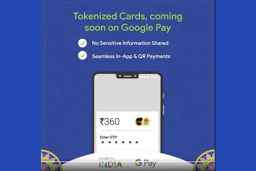 Google For India: Understanding Google Pay Virtual Tokenized Cards For Secure Payments
