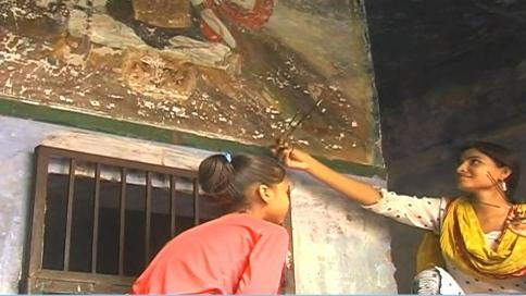 Muslims take care of a Hindu temple in UP