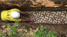 Mosaico romano descoberto