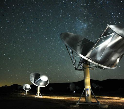 Astronomers have detected an 'interesting' and possibly alien radio signal coming from a sun-like star