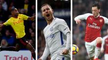 Premier League team of the week - by Jason Burt