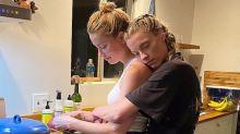 La hermana de Amber Heard le rogó que no se casara con Johnny Depp