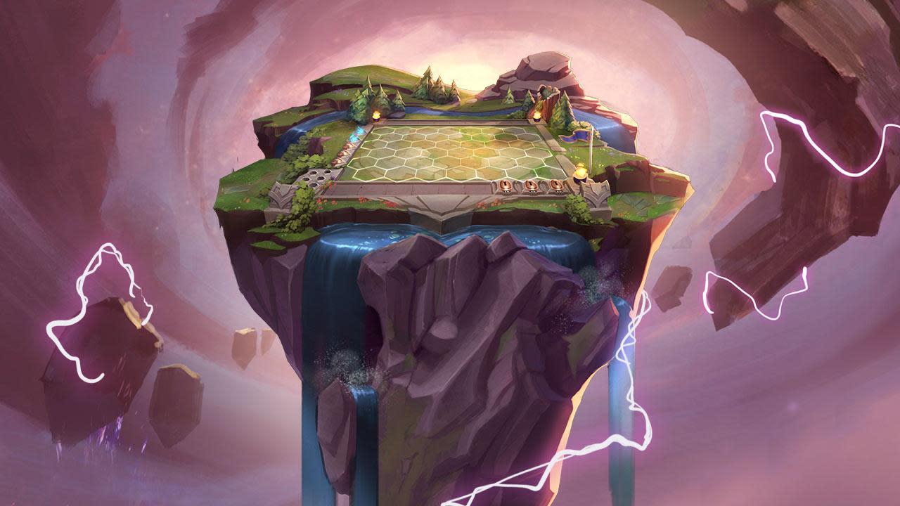 《英雄聯盟》全新遊戲模式「聯盟戰棋」是一款回合制的策略遊戲