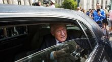 Trump's longtime driver sues for several years of unpaid overtime