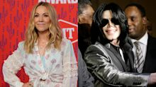 Sheryl Crow admits she saw 'strange' things as Michael Jackson's backing singer