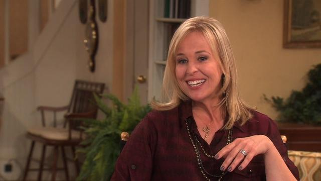 The Young and the Restless - Genie Francis First Look