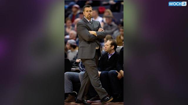 Grizzlies Sign Coach Joerger To Contract Extension