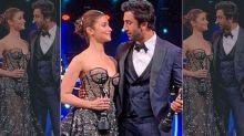 "Filmfare Awards 2019 Big Moment: Alia Bhatt Publically Tells Ranbir Kapoor, ""I Love You"""