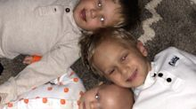 Atlanta Parents Left 'Overwhelmed' After All 3 of Their Sons Are Diagnosed with Same Eye Cancer