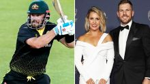 Aaron Finch silences the trolls after 'disgusting' wife drama