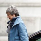 British PM May facing plot from minister to oust her: Sunday Times reporter