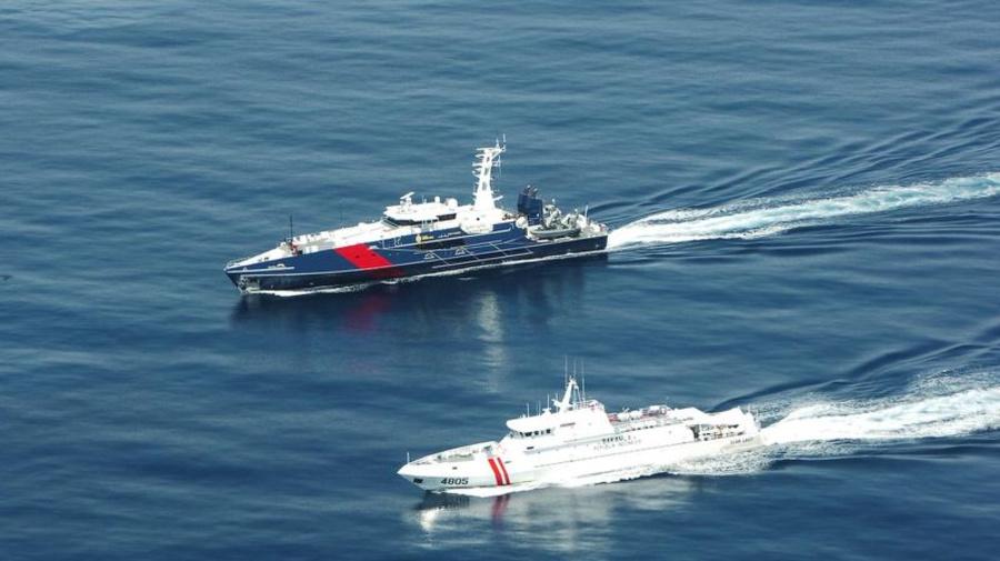 Australian Border Force officer dies on ship
