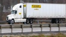 J.B. Hunt (JBHT) Stock Falls on Soft Fourth-Quarter Guidance