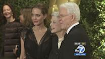 Governors Awards: Angelina Jolie, Steve Martin moved to tears