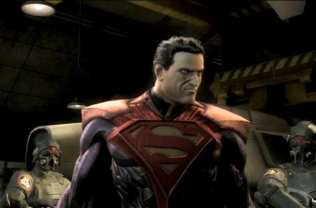 Injustice: Gods Among Us footage shows alternate costumes, more facial hair