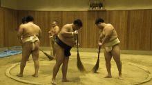 Sumo - Coronavirus - Coronavirus : un foyer dans une écurie de sumos au Japon