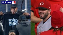 Marlins, Reds clinch   FastCast
