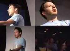 Today's most standup video: CliffyB, the comedian