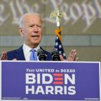Biden implores Senate GOP to wait on Ginsburg vacancy until after election: 'Don't go there'