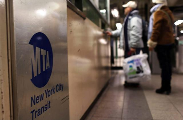 New York's NFC payments for public transit are five years away