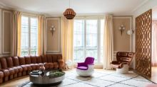 French lessons: a family apartment in Paris