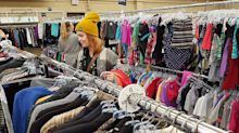 Sustainability driving thrifting boom