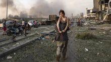 """Beirut: """"Mein Land wurde heute in die Luft gesprengt"""""""